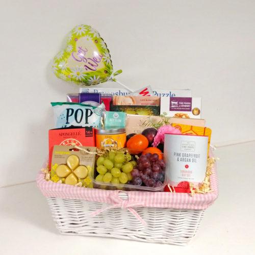 Get Well CYO Gift Basket 804347