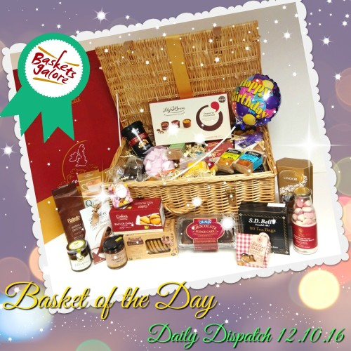Basket of the Day 12.10.16