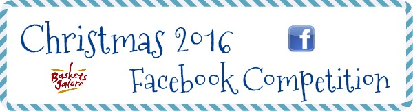 BasketsGalore's Christmas 2016 Facebook Competition