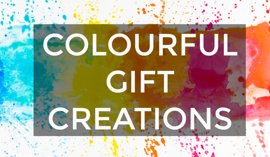 Colourful Gift Basket Creations