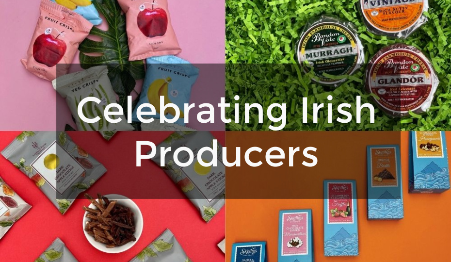 Celebrating Irish Producers in our Emerald Hampers
