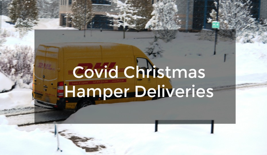 It's a Covid Kind of Christmas