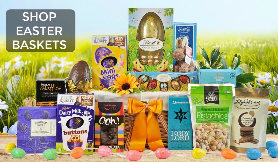 Easter Gift Baskets Galore: Hop To It