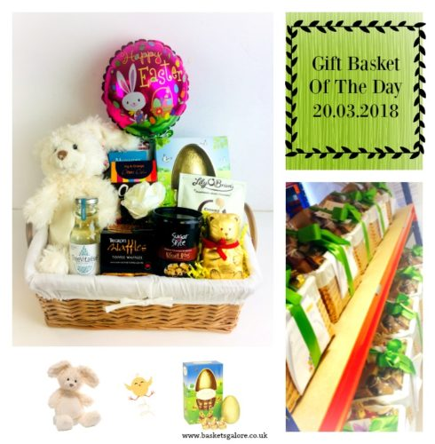 Baskets Galore's Customer Gifts – Gift Basket of the Day 20.03.18