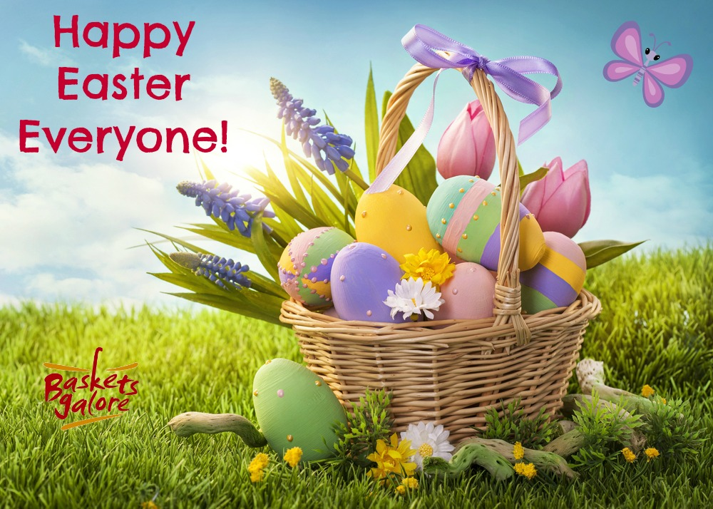 Easter Delivery Schedule 2018