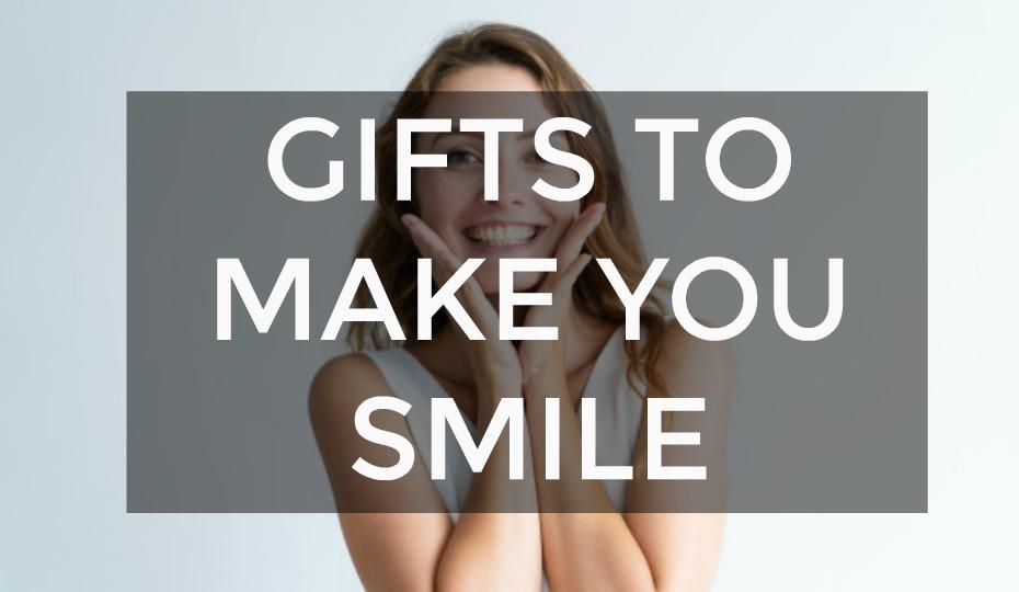 Gift Baskets To Make You Smile