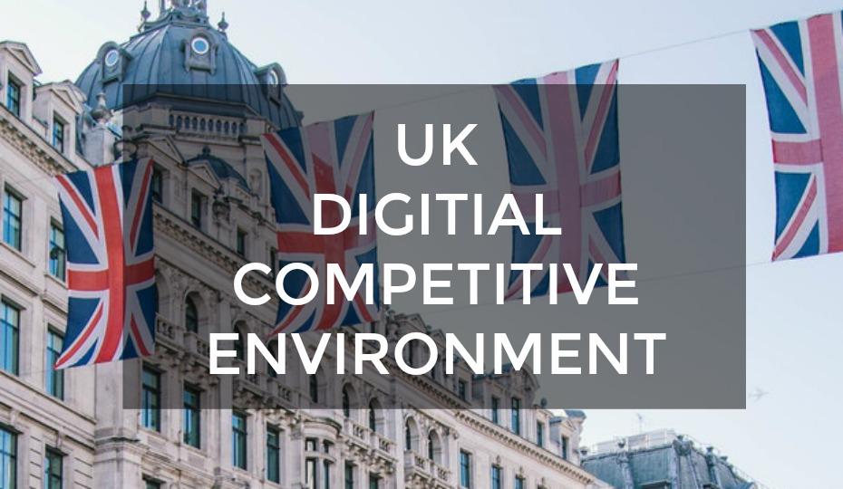 The UK Christmas Hamper Digital Competitive Environment
