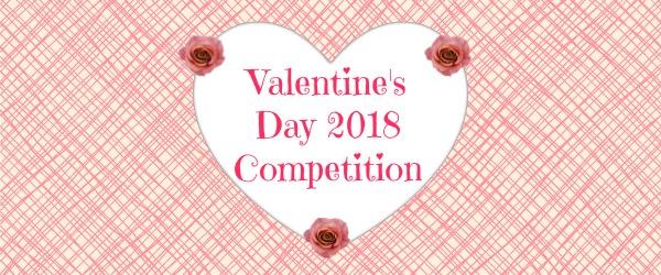 Valentine's Day 2018 Gift Basket Giveaway