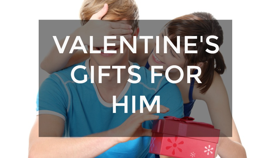Valentine's Gift Ideas For Boyfriends/Husbands