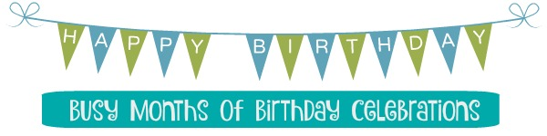 Busy Month Of Birthday Celebrations, But Which Is Most Popular?