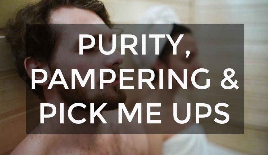 Gift Basket News: Purity, Pampering & Pick Me Ups