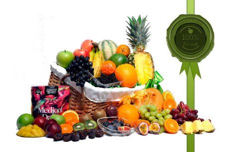 Mega Energy Fruit Basket