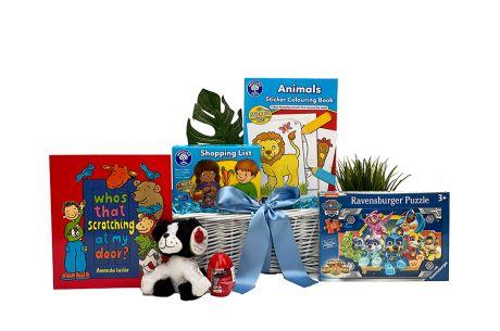 Best Years Boy Gift Basket Age 3-4