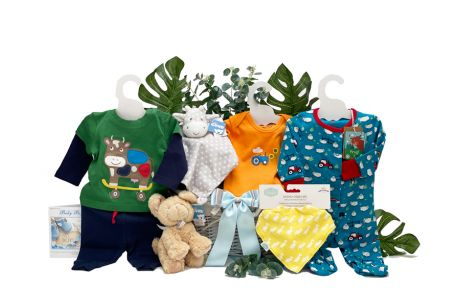 Best Baby Gifts For Boys
