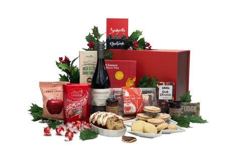 Christmas Pioneer Gift Basket