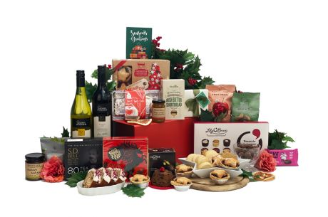 Christmas Traditional Celebration Gift Hamper Duo