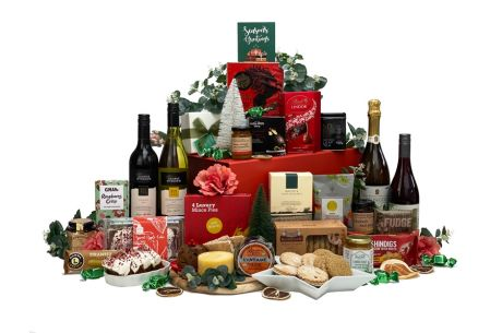 Christmas Traditional Wine Feast Hamper
