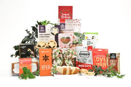 Christmas Venus Gift Basket