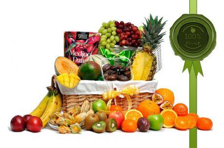 Fruit Power Basket