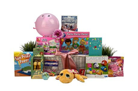 Discover and Do Girls Gift Basket