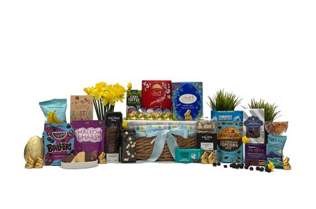 Easter Lions Piccadilly Gift Basket P1