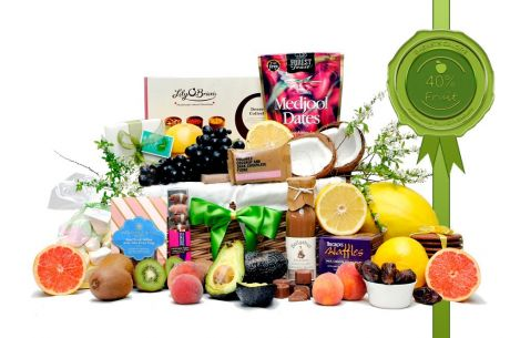 Equilibrium Fruit Basket
