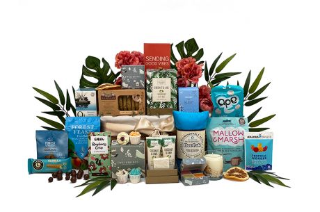 Get Well Stress Less Basket Gifts