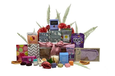 Get Well Wellbeing Basket Gifts