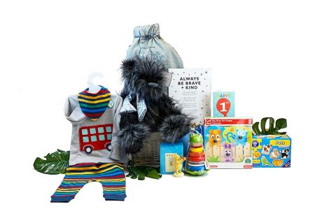 Gifts To Treasure First Birthday Boy