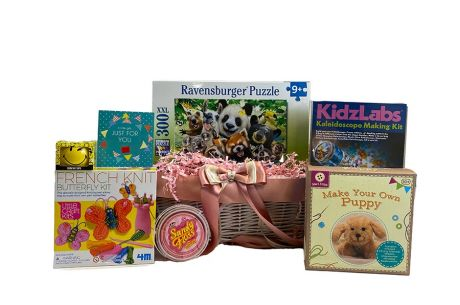 Imaginative Girl Gift Basket (Age 8+)