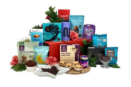 Gluten Free Christmas Larder Gift Basket