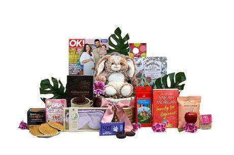 Hug You Better Gift Basket New