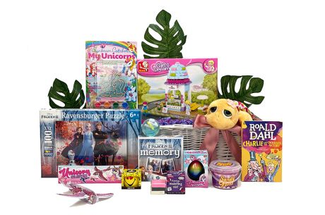 Must Have Toys For Girls Gift Basket