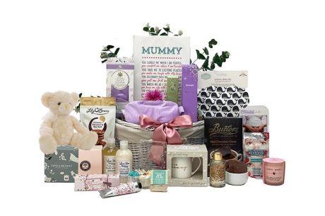 New Mother Pamper Gift Basket