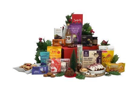 Christmas Mars Gift Basket