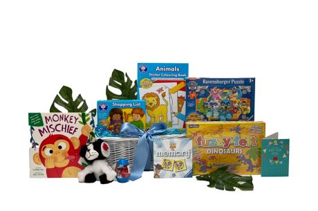 Play and Learn Gift For Boys Age 3-4