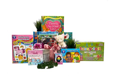 Play and Learn Gift For Girls Age 3-4