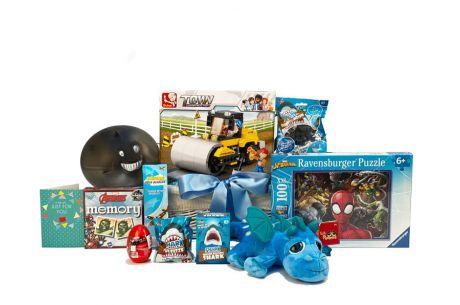 Popular Toys For Boys Gift Basket Age 6-8
