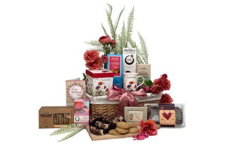 Special Grandma Gift Basket