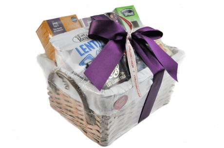 Christmas Star Gift Basket