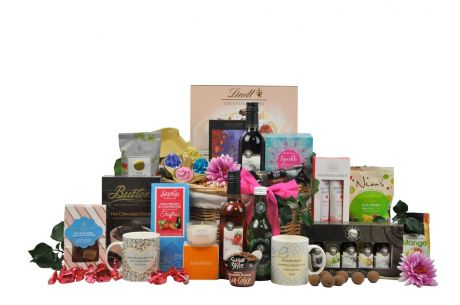 The Very Grand Mother Gift Basket