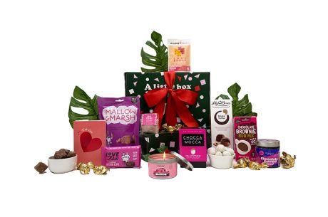 Valentine Be Mine Gift Box P1