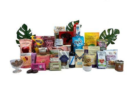 Vegan Kind Gift Basket