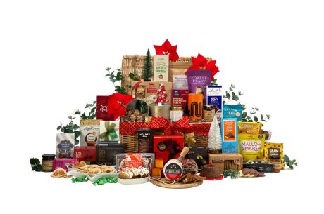 The Christmas Traditional Grand Hamper