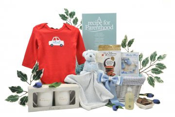Recipe For Parenthood Baby Boy Gift