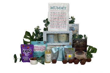 New Mummy Gifts Restful Basket Boy