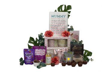 New Mummy Gifts Restful Basket Girl