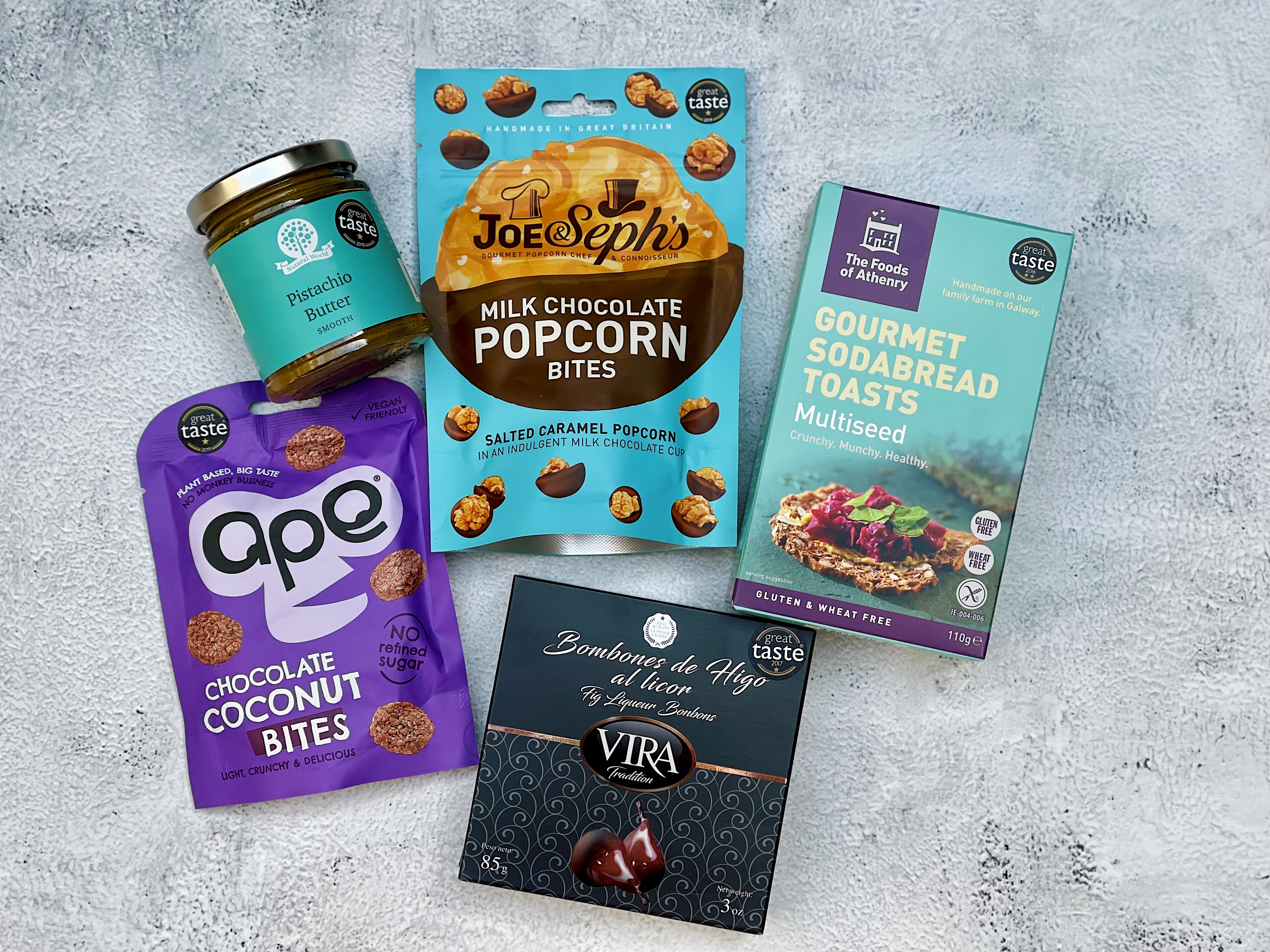 Great Taste Award Hampers, what does that mean?